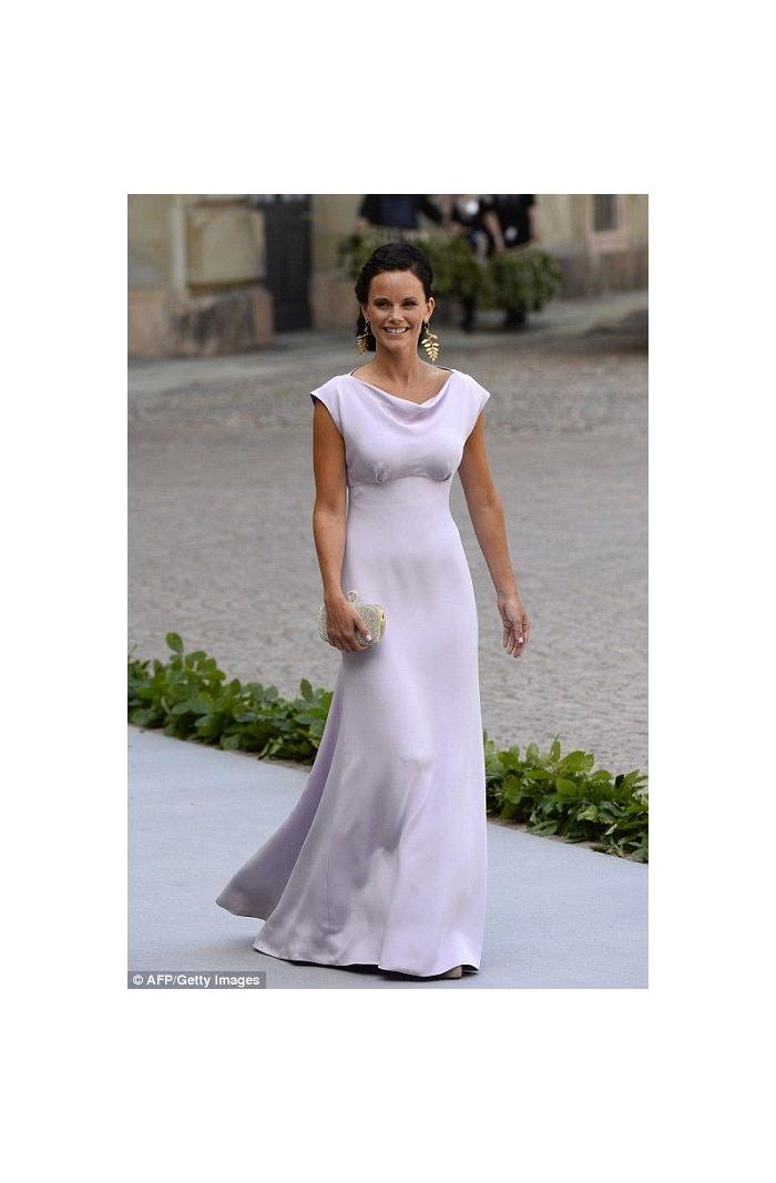 Style nordstjernan for Swedish wedding dress designer